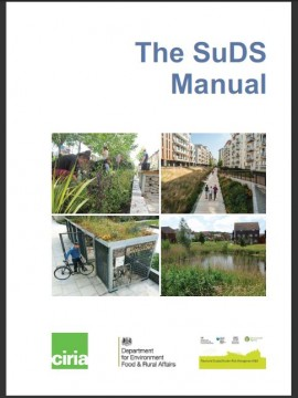 SuDS Manual Cover