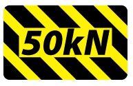 50kN markerr