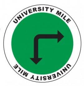 University Mile